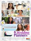 4 Wedding Planners Poster