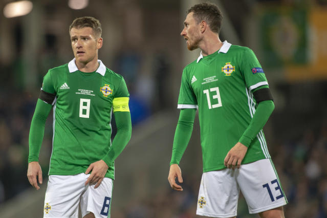 Davis believes bad luck has seen Northern Ireland relegated from Group B