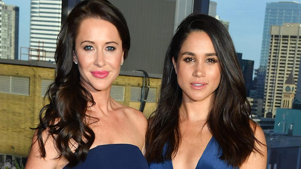Megan Markle's former best friend Jessica Mulroney has shared a cryptic post about the Duchess of Sussex. Photo: Getty