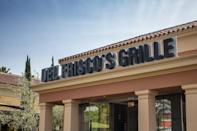 """<p>The Thanksgiving prix fixe menu at Del Frisco's Grille starts at $39 per person and includes butternut squash bisque with <a href=""""https://www.thedailymeal.com/recipes/butternut-squash-and-sage-latkes-maple-marscapone-recipe?referrer=yahoo&category=beauty_food&include_utm=1&utm_medium=referral&utm_source=yahoo&utm_campaign=feed"""" rel=""""nofollow noopener"""" target=""""_blank"""" data-ylk=""""slk:maple mascarpone"""" class=""""link rapid-noclick-resp"""">maple mascarpone</a> and spiced pumpkin seeds, herb and butter-roasted turkey with mashed potatoes, brown gravy, cranberry sauce and choice of side. For dessert, the chain is <a href=""""https://www.thedailymeal.com/entertain/10-autumn-recipes-will-make-you-love-pumpkin-spice-after-all-slideshow?referrer=yahoo&category=beauty_food&include_utm=1&utm_medium=referral&utm_source=yahoo&utm_campaign=feed"""" rel=""""nofollow noopener"""" target=""""_blank"""" data-ylk=""""slk:going beyond traditional pumpkin pie"""" class=""""link rapid-noclick-resp"""">going beyond traditional pumpkin pie</a> and instead offering pumpkin cheesecake with gingersnap crust, caramel and pecan crumble.</p> <p>Del Frisco's is also offering a family meal pack to-go starting at $98 for two to four people and $195 for four to six people. This comes with butternut squash bisque, salad, herb-roasted turkey, mashed potatoes, stuffing, green beans, brown gravy, cranberry sauce and pumpkin cheesecake.</p>"""