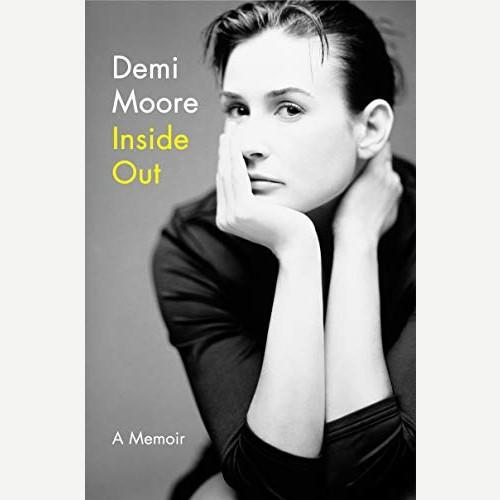 Inside Out: A Memoir by Demi Moore. (Photo: Audible)
