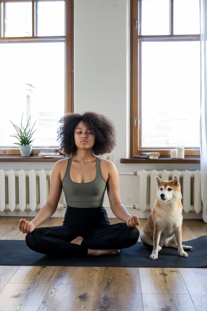 """<p>There are plenty of healthy ways to cope with stress, but remembering them can be hard when you're feeling overwhelmed. Dr. Weiser encourages her clients to make a list of tools they can use to feel more centered. """"This can include deep breathing, relaxation techniques, listening to music, or spending time with your pet,"""" she said. """"Some clients even like to make a 'coping toolbox' filled with different self-soothing items, such as candles, silly putty, essential oils, <a href=""""https://www.popsugar.com/fitness/why-affirmations-are-form-self-care-48030600"""" class=""""link rapid-noclick-resp"""" rel=""""nofollow noopener"""" target=""""_blank"""" data-ylk=""""slk:positive self-statements"""">positive self-statements</a>, a journal, favorite pictures, and other grounding items.""""</p>"""