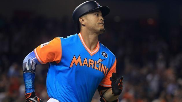 <p>MLB trade rumors: Marlins CEO Derek Jeter says all Giancarlo Stanton talk 'speculation'</p>