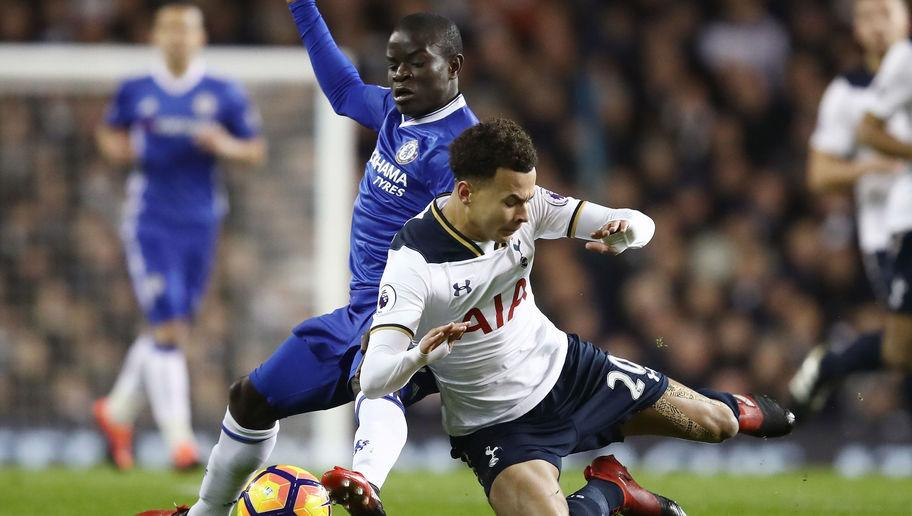<p>The potential Player of the Year verses the potential Young Player of the Year.</p> <br /><p>Dele Alli scored a brace when the sides last met at White Hart Lane in January, as Tottenham prevented Chelsea breaking the all-time record for most consecutive wins in the Premier League. The Three Lions youngster has been in sensational form since, with comparisons made to Blues' legend Frank Lampard.</p> <br /><p>N'Golo Kante has been exceptional this season, his performances have released the likes of Eden Hazard to return to his best form. Chelsea will need the tireless Frenchman to be at his destructive best if they are to shackle Tottenham's main man.</p>