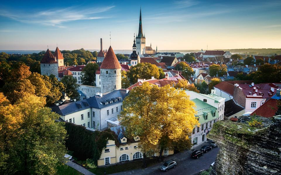 Estonia has rolled out a 'digital visa' scheme for remote workers