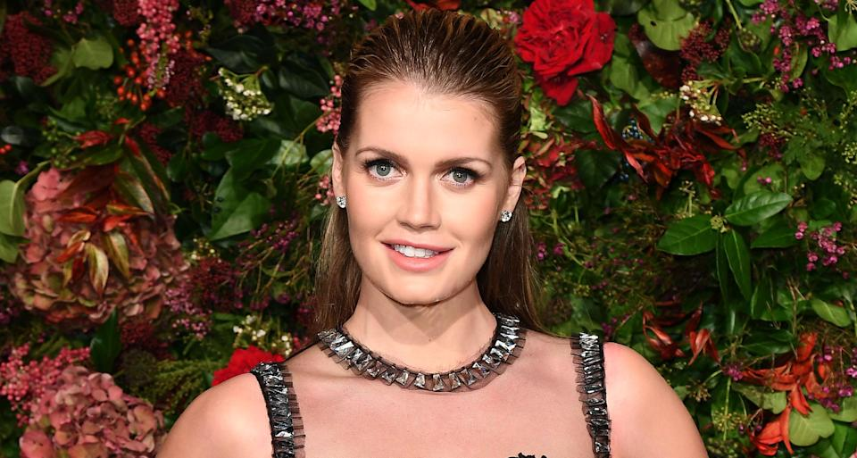Lady Kitty Spencer. Image via Getty Images.