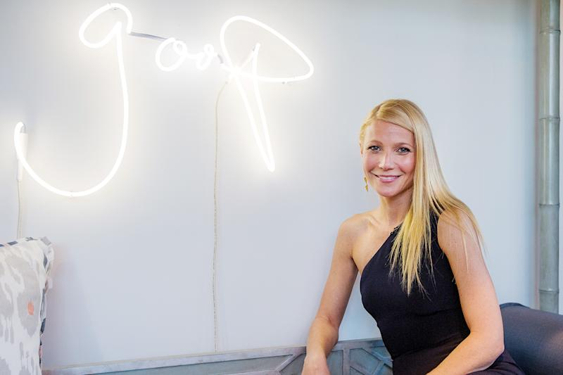 Gwyneth Paltrow's Goop Called Out for 'Unsubstantiated' and 'Deceptive' Health Claims