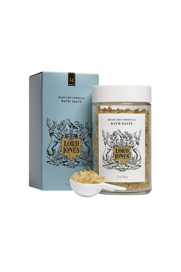 """<p><strong>Lord Jones</strong></p><p>sephora.com</p><p><strong>$65.00</strong></p><p><a href=""""https://go.redirectingat.com?id=74968X1596630&url=https%3A%2F%2Fwww.sephora.com%2Fproduct%2Fhigh-cbd-formula-bath-salts-P448194&sref=https%3A%2F%2Fwww.oprahdaily.com%2Flife%2Fg31400004%2Funique-mothers-day-gifts%2F"""" rel=""""nofollow noopener"""" target=""""_blank"""" data-ylk=""""slk:SHOP NOW"""" class=""""link rapid-noclick-resp"""">SHOP NOW</a></p><p>Introduce mom to CBD by way of these hemp and floral-infused bath salts, which purportedly help soothe tired muscles.</p>"""