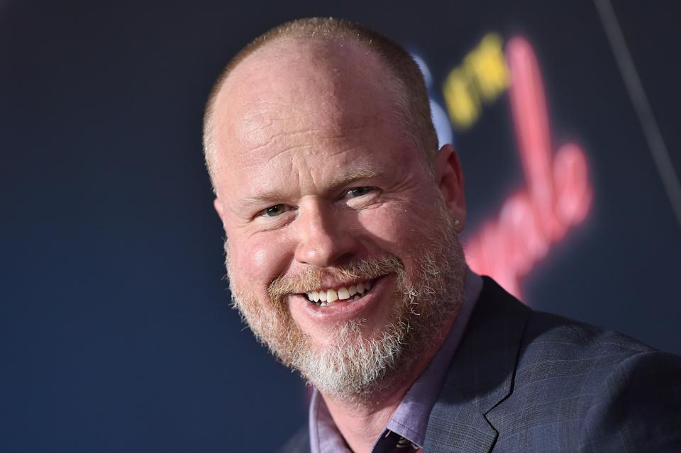 HOLLYWOOD, CA - SEPTEMBER 22:  Joss Whedon attends the premiere of 20th Century FOX's 'Bad Times at the El Royale' at TCL Chinese Theatre on September 22, 2018 in Hollywood, California.  (Photo by Axelle/Bauer-Griffin/FilmMagic)