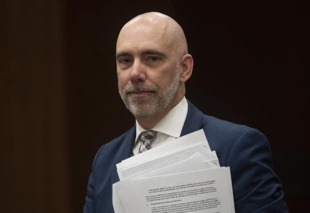 The office of Parliamentary Budget Officer Yves Giroux released a report that estimated a range of changes to long-term care in Canada would cost governments $13.7 billion, for starters. (Adrian Wyld/Canadian Press - image credit)