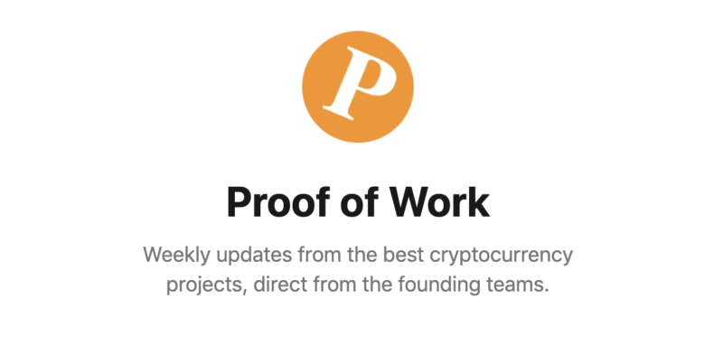 Proof of Work: visibility into both the US and Asian crypto
