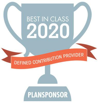 OneAmerica® earned recognition as a Best in Class retirement-plan industry recordkeeper as measured by PLANSPONSOR magazine in its 2020 Annual Defined Contribution (DC) Survey.