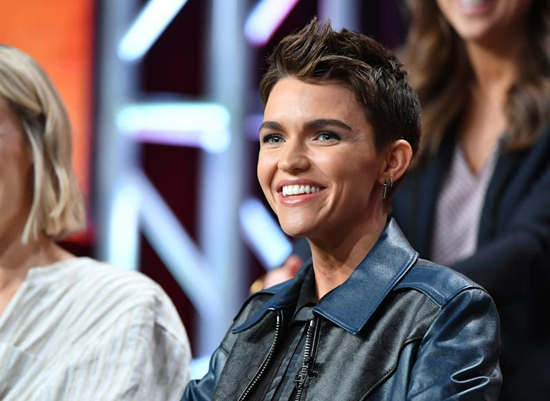 Ruby Rose attends 2019 Summer TCA Press Tour for