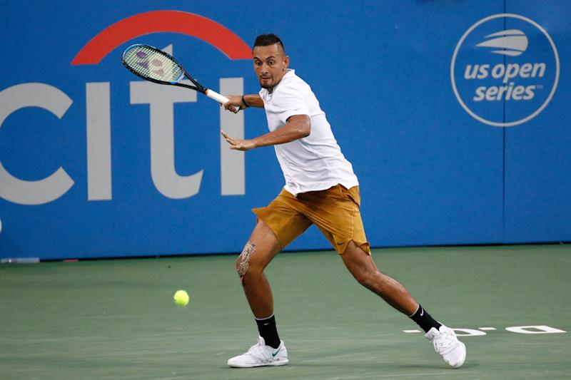 Citi Open in Washington cancelled due to coronavirus disruption