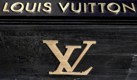 Louis Vuitton-owner LVMH upbeat as Chinese shoppers lift sales