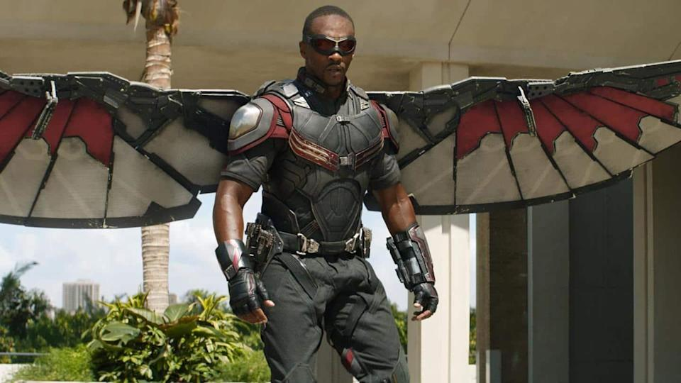 #ComicBytes: Interesting facts about the Falcon aka Sam Wilson