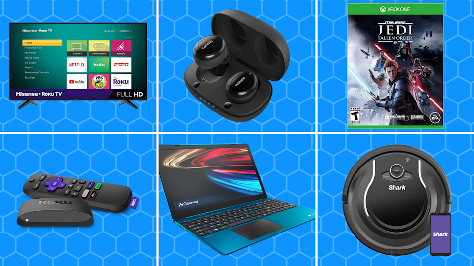The Prime Day competition is fierce! Walmart's Deals for Days (anti-Prime) sale has the best prices on all things tech: Xbox, Nintendo, Apple, Beats, Sony, Samsung and more. (Photo: Walmart)