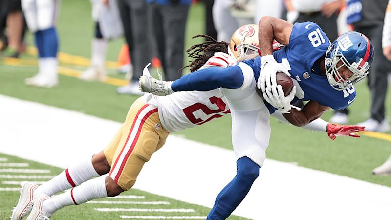 Jason Verrett shines for 49ers in first NFL game since 2019 season