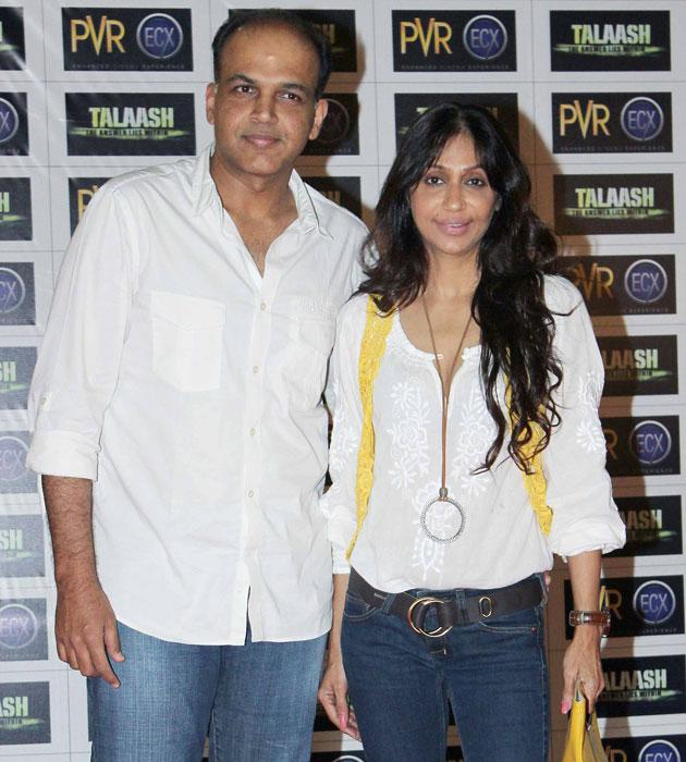 Aamir starts Talaash with family and friends