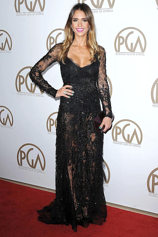 The 2013 Producers Guild Awards.