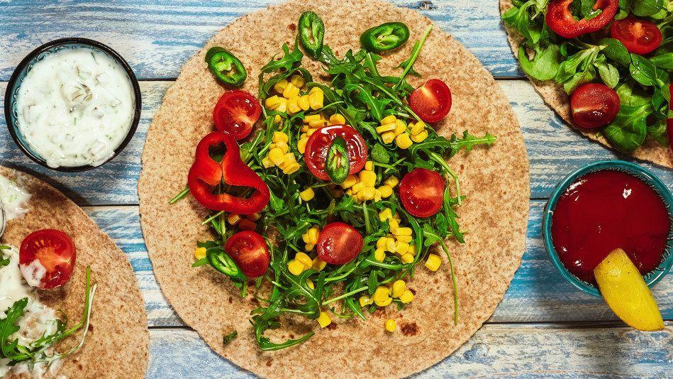 Many of us were brought up with chopped iceberg lettuce, says Stupak. Yet for that light, vegetal crunch, he prefers lettuces with flavor. Watercress, cabbage and arugula leaves all make incredible, interesting toppings for tacos.