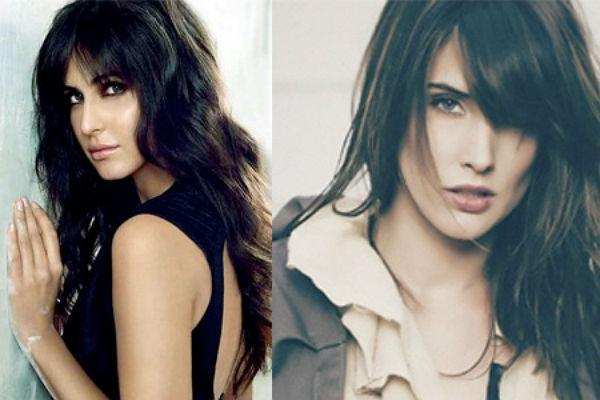 <b>Katrina Kaif & Cobie Smulders: </b><br>Cobie has been ruling millions of hearts as Robin in the popular sitcom 'HIMYM'. And we couldn't help but notice how similar Katrina and Cobie look with their flawless skin and Greek goddess like appearance.