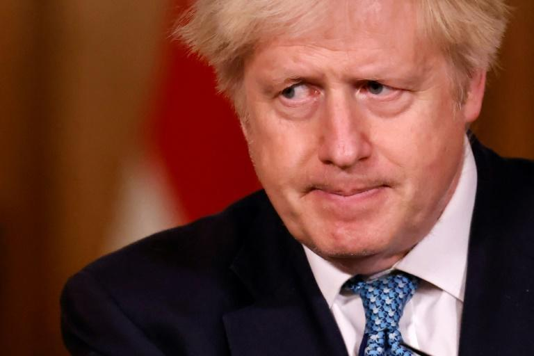 Boris Johnson: 'It's vital that everybody understands that the UK has got to be able to control its own laws, completely'