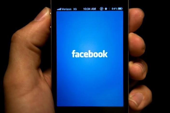 Facebook will publish its quarterly earnings after Wall Street closes (AFP Photo/Brendan SMIALOWSKI)