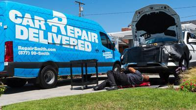 Today, RepairSmith officially announces its at-home car repair and maintenance service is available in major Texas markets including Dallas and Houston. Austin residents will have access to service later in May.