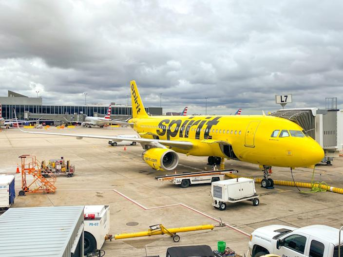 Spirit Airlines Airbus A320