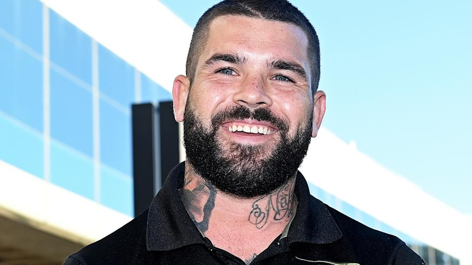 Adam Reynolds signed for the 2022 NRL season with the Brisbane Broncos, despite initial approaches from Cronulla. (Photo by Bradley Kanaris/Getty Images)
