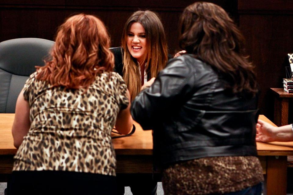 """<p>It was a fan contest that led to the name of Kourtney, Kim, and Khloe Kardashian's novel, <em>Dollhouse</em>. Courtney Powell, who came up with the title, also won a guest cameo in the book as part of her prize, according to <a href=""""https://www.digitalspy.com/showbiz/a332130/kardashian-fan-wins-guest-role-in-debut-novel/"""" rel=""""nofollow noopener"""" target=""""_blank"""" data-ylk=""""slk:Digital Spy"""" class=""""link rapid-noclick-resp"""">Digital Spy</a>. It's unclear how many people, other than Kardashian fans, kept up with the novel.</p><p>The semi-autobiographical story follows three sisters who are working hard to help their family's struggling restaurant survive and find themselves thrust into the spotlight when one of the sisters is discovered by a modeling agency and becomes famous. </p><p>""""It is based on our lives but we've added a lot of crazy fictional twists and turns,"""" Kim previously told Digital Spy. """"You'll have to decide for yourself which storylines are true to life, and which ones we dreamed up. LOL.""""</p><p><a class=""""link rapid-noclick-resp"""" href=""""https://www.amazon.com/Dollhouse-Kim-Kardashian/dp/B00BQ841AA?tag=syn-yahoo-20&ascsubtag=%5Bartid%7C2140.g.33987725%5Bsrc%7Cyahoo-us"""" rel=""""nofollow noopener"""" target=""""_blank"""" data-ylk=""""slk:Buy the Book"""">Buy the Book</a></p>"""
