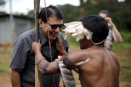 Brazil indigenous affairs official fired amid push to develop reservation land