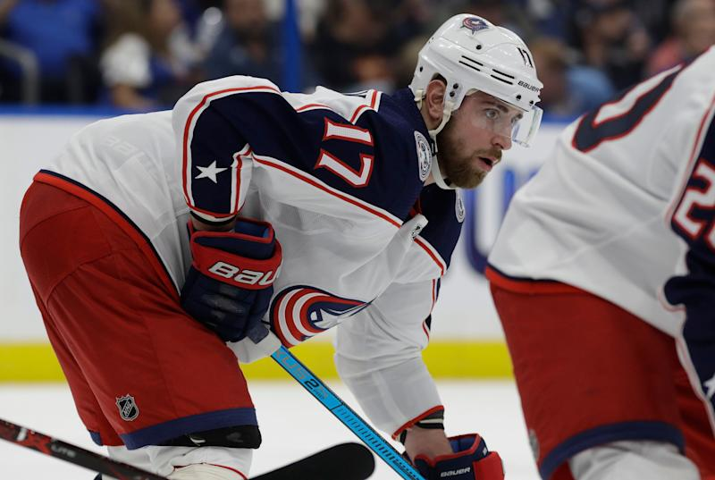 Blue Jackets beat the Bruins to take series lead