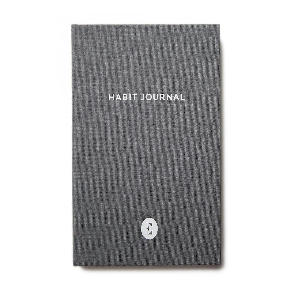 """<p>Journaling is a great way to clear your head and organize your thoughts — something that feels more necessary than ever this year. But it can be difficult to stay on track with writing, which is where the Habit Journal enters the picture. A step up from a basic notebook, it helps provide a structure in order to inspire planning and goal-setting for the future, and creates a space for mindfulness and self-reflection while keeping you accountable.</p> <p><strong>Buy It! $</strong>24<strong>, <a href=""""https://www.evergreenjournals.com/products/habit-journal"""" rel=""""nofollow noopener"""" target=""""_blank"""" data-ylk=""""slk:evergreenjournals.com"""" class=""""link rapid-noclick-resp"""">evergreenjournals.com</a></strong></p>"""