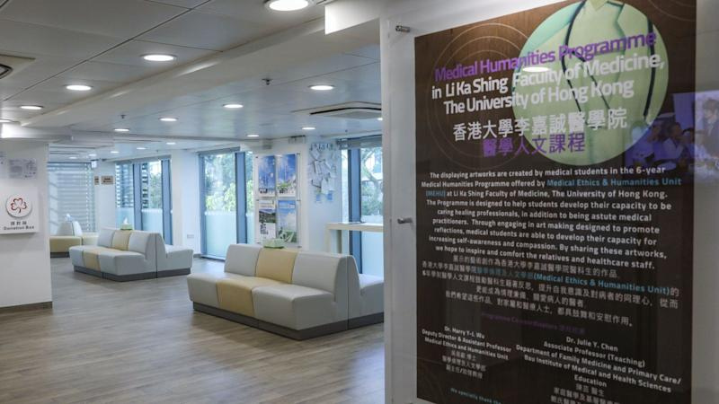 new mortuary facility at hong kong s queen mary hospital seeks to
