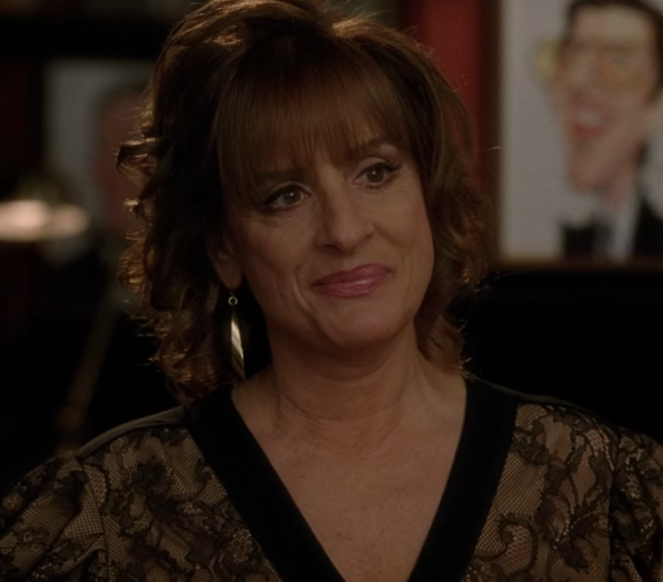 "<p>Patti LuPone's appearance on the show in the season two finale when Rachel and Finn run into the legend at Broadway restaurant Sardi's was short but sweet. But, the musical star revealed to <em><a href=""https://www.newyorker.com/culture/the-new-yorker-interview/patti-lupone-live-from-her-basement"" rel=""nofollow noopener"" target=""_blank"" data-ylk=""slk:the New Yorker"" class=""link rapid-noclick-resp"">the New Yorker</a></em> that there was almost an entire episode of the show themed around her. </p><p>""I immediately said no: 'No, no, no, no! I cannot afford to be Patti LuPone'd out of the business,' "" she explained. ""I'm not Cher. I'm not Britney Spears. I'm not Madonna. I'm still a working actor. And if I do this, I will be 'Patti LuPone' on TV for a long time, and I won't get work. They were shocked that I said no. I told Ryan, 'I'll be in if they want me to be <em>me</em>. . . . but you can't do an entire episode around me.'""</p>"