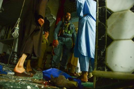 At least 29 killed in Afghan Shiite mosque attack