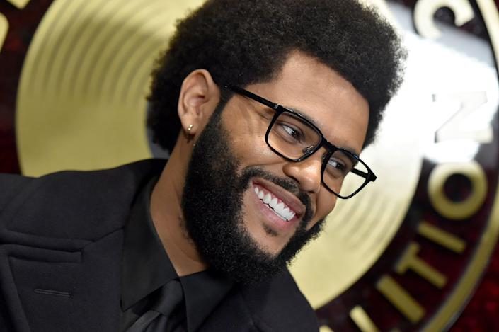The Weeknd Shares an Important Life Lesson as He's Honored For His Humanitarian Efforts