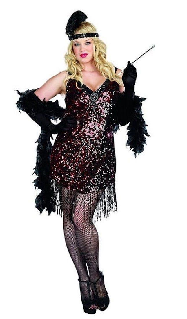 dames like us plus size halloween costume