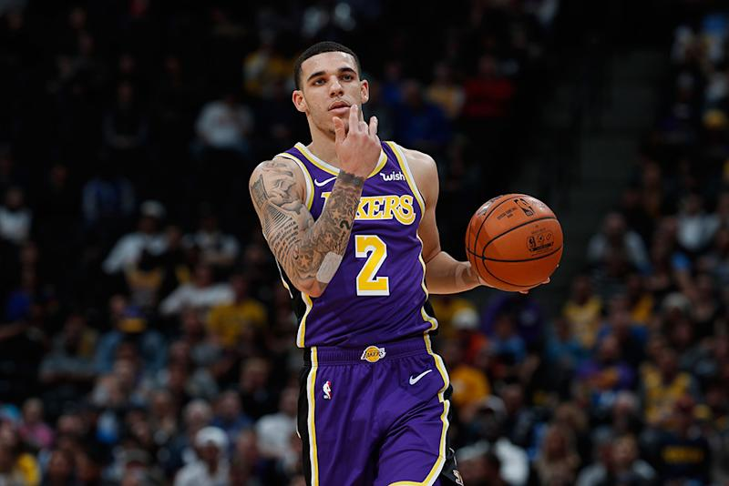 87413b92ae27 Should a Major Athletic Brand Sign NBA Star Lonzo Ball  Industry Analysts  Weigh In