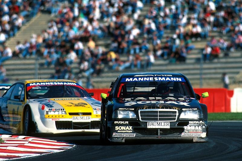 DTM made the same mistakes as ITC - Reuter