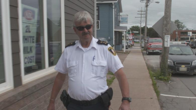 King of Kensington: town's police chief featured on CBC-TV show