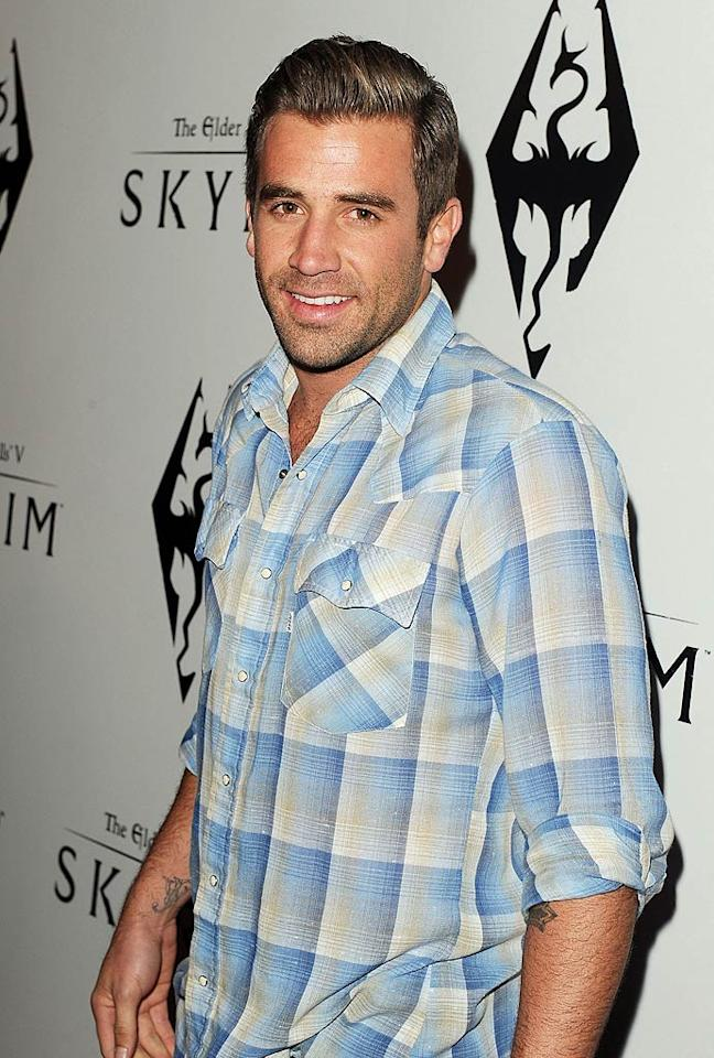 """LC's ex, Jason Wahler, also attended. The former """"Lauguna Beach"""" star recently told <i>Us Weekly</i> that following a stint in rehab, he and his old friends, including Conrad, are on """"good terms."""" (11/8/2011)"""