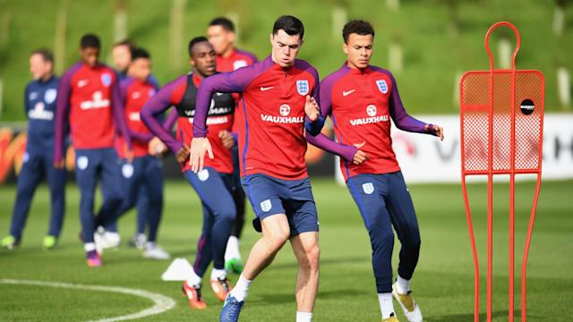 Despite featuring for the Republic of Ireland at youth level, Michael Keane is adamant he always intended to play for England.