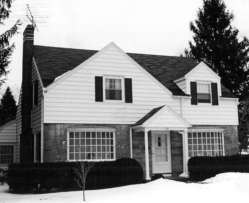 33 Del Rio Drive, Brighton, then home of James and Cathleen Krauseneck at the time of her murder