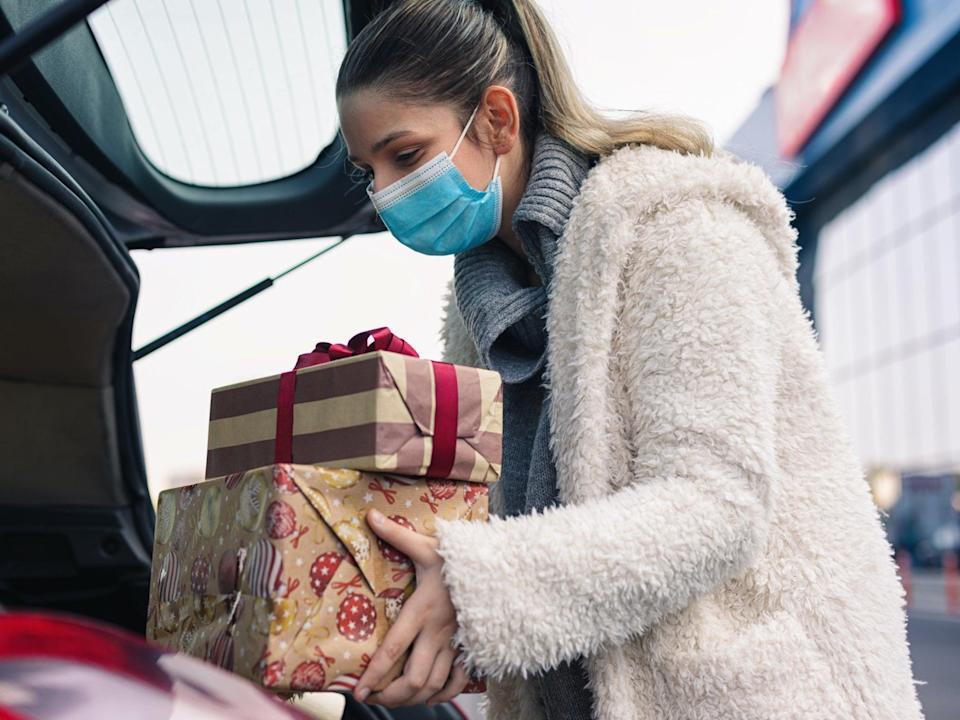 <p>I would often wonder where the Christmas spirit among shoppers had gone. Customers often seemed to hold me personally accountable when things went wrong</p> (Getty)