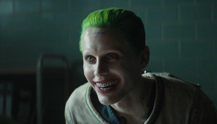 Leto's Joker in Suicide Squad (Credit: Warner Bros)