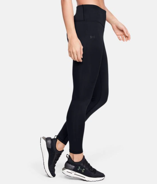 Under Armour Cold Gear Doubleknit Leggings in black