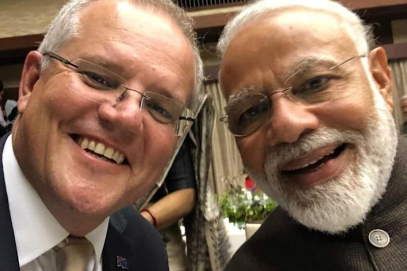 India-Australia Ready to Share COVID-19 Research Efforts After Modi-Morrison Talks